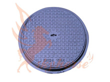 100% Factory Price EN124 A15 B125 C250 D400 Cast Iron Grating Trench Cover