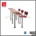 Cuero de la pu silla de la barra de mesa y utilizado en el barco cb-245