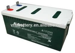12V 200Ah Sealed Lead Acid Solar 24 Volt Battery