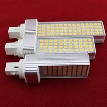 CE RoHS 10W 12W E27 G23 Plug PL G24 LED Light
