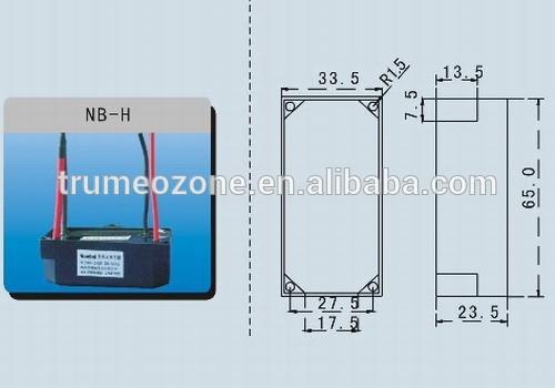Negative Voltage Generator High Voltage Ion Generator
