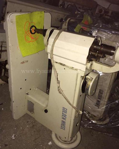ล้อทองcs-530มือสองที่ใช้เก่าเครื่องเย็บปักถักร้อยปักครอสติห่วงโซ่2