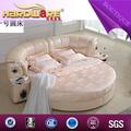 صنع في الصين 250*315 أحدث تصميم أثاث غرف النوم سرير الجولة، ايكيا أريكة السرير