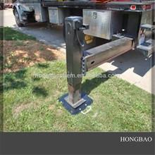 UV protect temporary 60-ton-crane ground mat