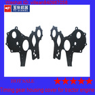Car starting system engine parts housing cover for timing gear
