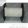De marfil 10mm*200m barco trenzada de nylon cuerda de amarre