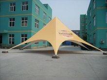 Dia 16m*6m aluminum star gazebo,star tent,star shade for event