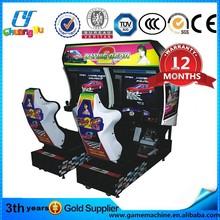 CY-RM29-1 4d racing car game machine dirty drivin car racing game machine maximum tune game machine