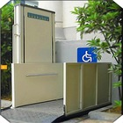 Hydraulic lifts for disabled people for the disabled people/ wheelchair platform lift