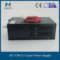 co2 laser power supply 80w laser aquipment parts db9