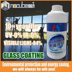 Liquid Nano UV protection Glass Coating