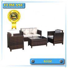 Rattan suite outdoor rattan lounge set