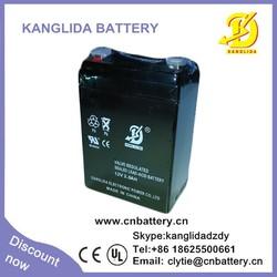 12V 2.6ah 6 fm 2.6 rechargeable battery for navigation mark light