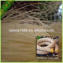 For gypsum and rope making natural raw sisal fiber/sisal fibre