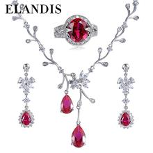 2015 fashion wedding jewelry set wholesale crystal bridal jewelry set