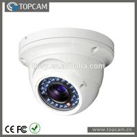 CMOS 700TVL Low Price CCTV Dome Camera With 2.8-12mm Varifocal Lens Night Version 30M