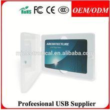 standard credit card size usb pen drive flash disk ,free sample & logo