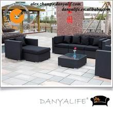 DYSF-D7501 Danyalife 2015 New Design Dedon Rattan Outdoor Furniture