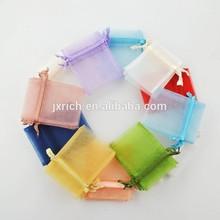 2015 popular wholesale organza bag