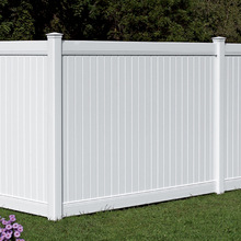 Outdoor Using Plastic Garden Fence Panels