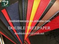 Leatherette Color Bristol Board Paper