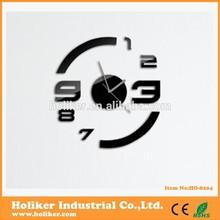 Hot selling good quality diy wall decorations clock
