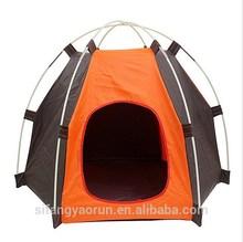 Polyester pet dog or cat sleeping bag pet tent