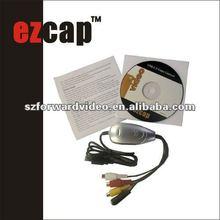 USB Video Grabber,EZCAP USB Video capture-Ezcap172