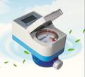 China multi- jet smart medidores de agua con la tarjeta delic y prepayment sistema