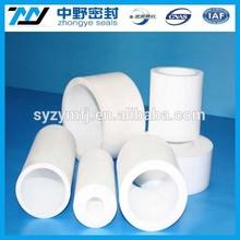 Plastic extruded teflon PTFE tubing/pipe