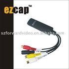 USB Video Editor(EzCAP Video Grabber)-EzCAP168