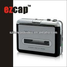 USB Cassette Converter,cassette recorder-ezcap218