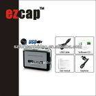 USB Cassette Converter,cassette recorder,mp3 audio player-ezcap218