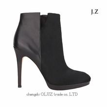 OB04 sexy high heels latex boots