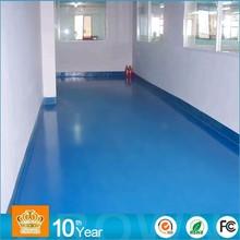 Scratch Resistant Liquid Resin water based epoxy floor coating