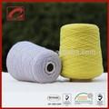 mão de malha comumente usado mão de confecção de malhas de lã de fio para uso doméstico tapete ou carpete