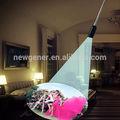 El más reciente decoración para el hogar decoración de interiores, lámpara led de iluminación de proyección