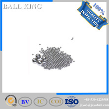 G100 zinc plated 2.0mm inflatable 1 inch carbon steel ball