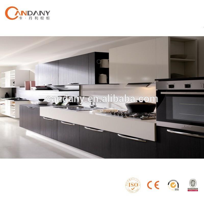 Nieuwste ontwerp pvc keukenkast kleine keuken ontwerpen keuken kasten product id 60107374718 - Keuken volledige verkoop ...