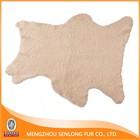 Genuine Lambskin leather hide skin fur pelt