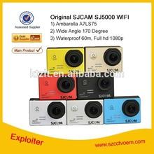 Origianl SJCAM SJ5000 Plus Ambarella A7LS75 1080P Sports Action Camera 170Degree Wide Angle Wifi Support Outdoor Camcorder