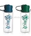 Botella sin bpa agua deportes vacíos y botella botella de agua y de agua de plástico
