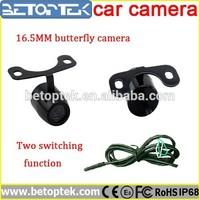 Easy Installation Butterfly Waterproof Universal Car Camera Car Reversing Aid