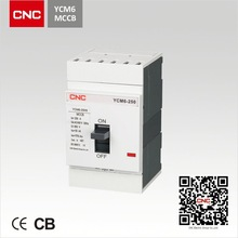 YCM6 Moulded Case Circuit Breaker mccb 100amp