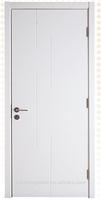 Solid Plain Wooden Door Manufacturer Cheap Wood Bathroom Door
