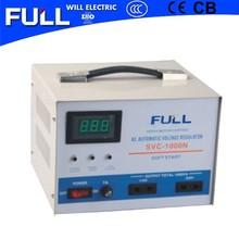 SVC-500VA 220V Servo Motor Control Voltage Regulator/Stabilizer