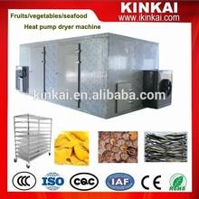 Ad alta efficienza macchina industriale di essiccazione frutta/funghi asciugatrice forno