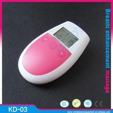 Kd-03b cáscara de color rosa caliente del salón de belleza la mujer desnuda de masaje del pecho