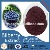 bilberry extract bilberry p.e. bilberry powder proanthocyanidins 35%