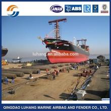 luhang rubber marine boat floating pontoon
